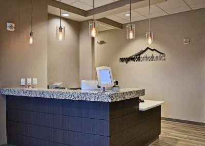 Rangewood Orthodontics - reception