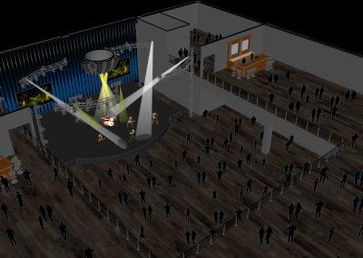 Criterion 3D interior