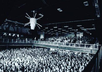 Criterion interior - live concert