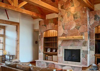 Mountain resort - great room