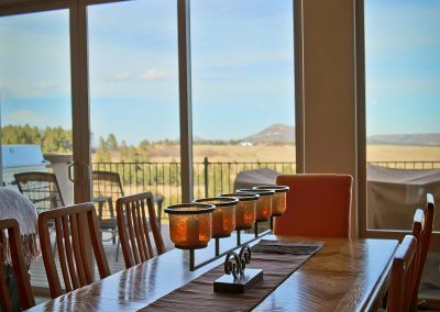 Spruce Mountain dining