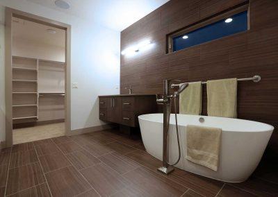 Urban Living: master bath
