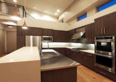 Urban Living: kitchen