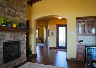 Tuscan Casual: entry