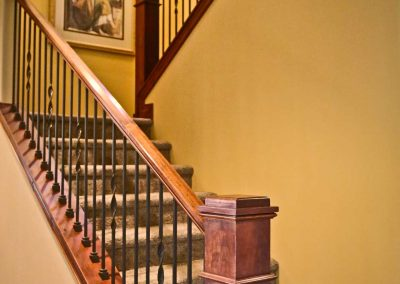Tuscan Casual: stairs
