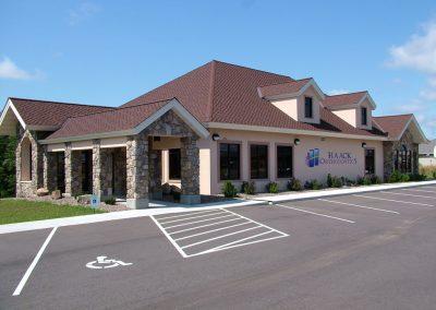 Haack Orthodontics: exterior building, front