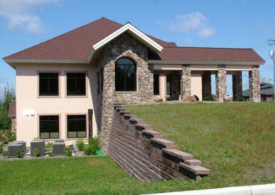 Haack Orthodontics: exterior building, side