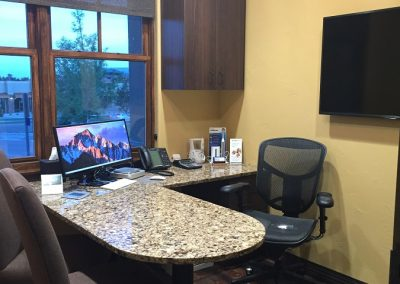 Northgate Dental: consult room