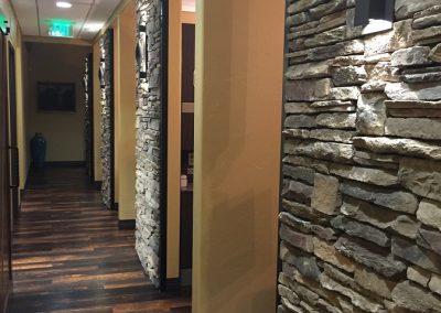 Northgate Dental: hallway