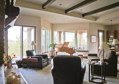 Economic Elegance: open living space