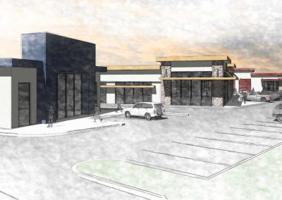 Automotive Center site concept