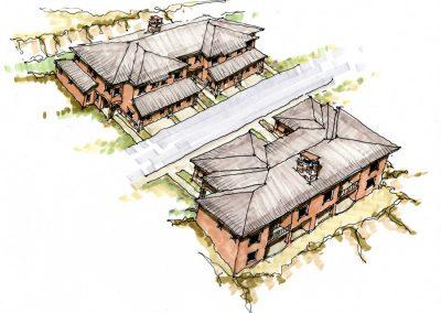 Uintah Bluffs: concept rendering
