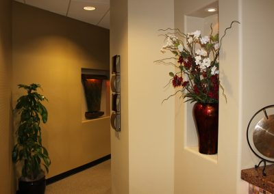 Esthetic Dentistry: hallway niches