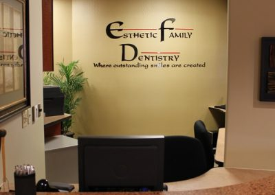 Esthetic Dentistry: reception