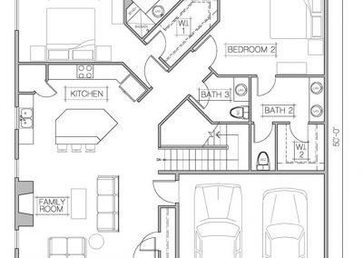 Broadview Terraces: model option #2