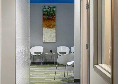Smiles For Colorado - hallway, waiting area