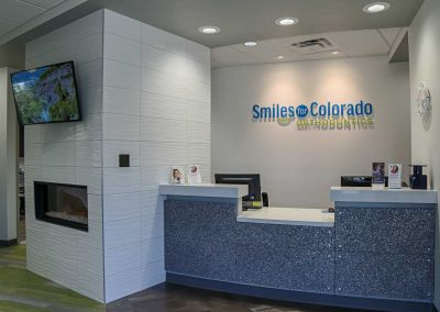 Smiles For Colorado - reception
