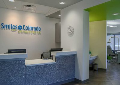 Smiles For Colorado - reception & check-out