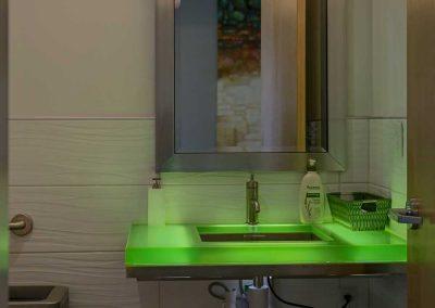 Smiles For Colorado - restroom sink