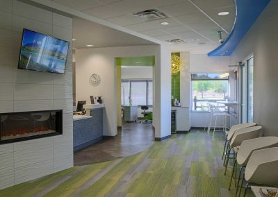 Smiles For Colorado - waiting area, reception