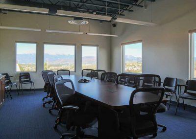 Kids Rock: conference room