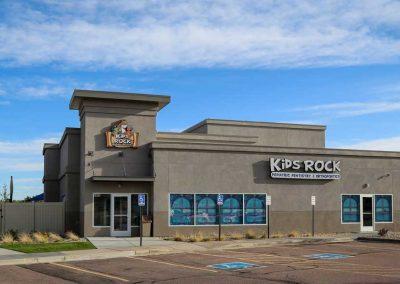 Kids Rock: exterior