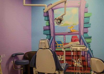 Kids Rock: private operatory