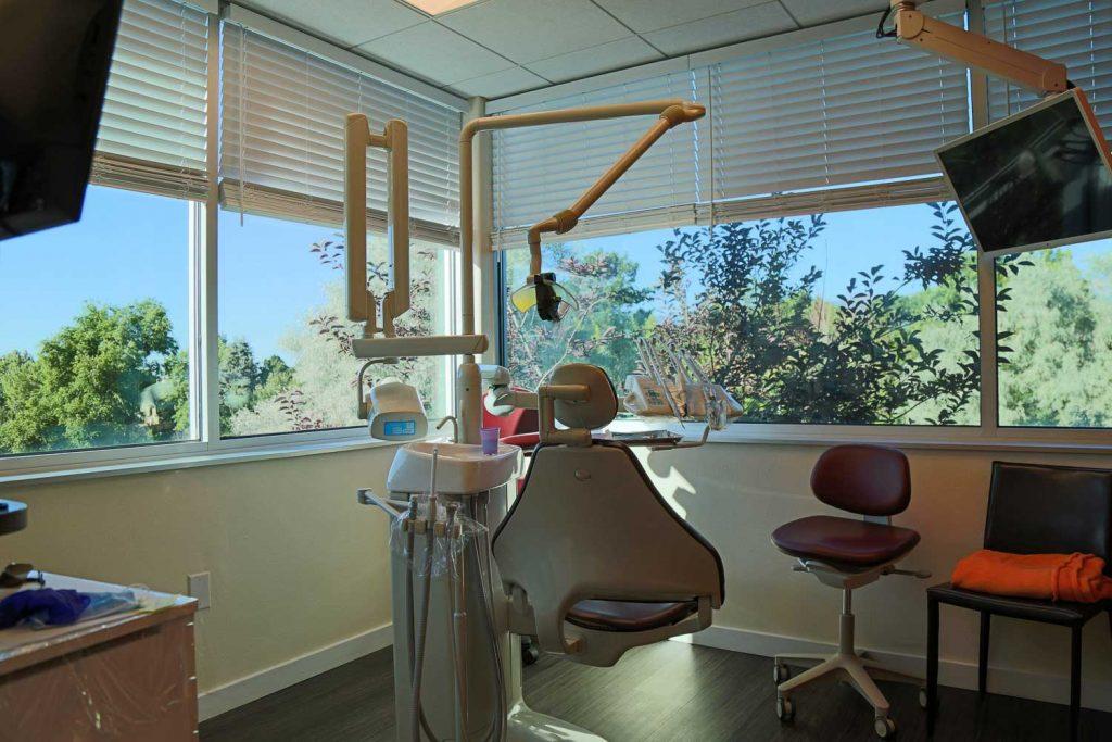 Rock Dental: operatory