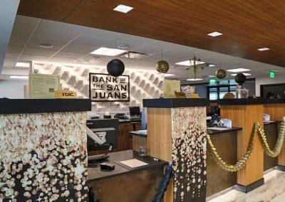 Bank of San Juans bank tellers