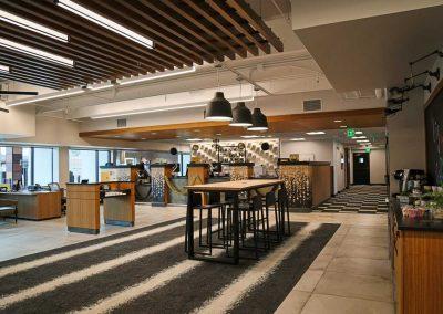 Bank of San Juans reception & tellers