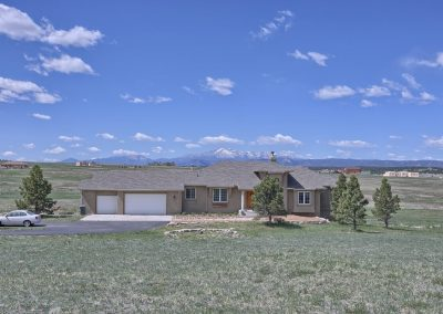Family Friendly home: exterior