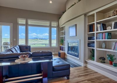 Family Friendly home: great room