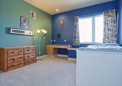 Family Friendly home: kids bedroom 1