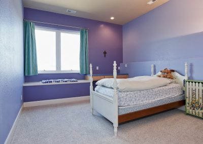Family Friendly home: kids bedroom 2