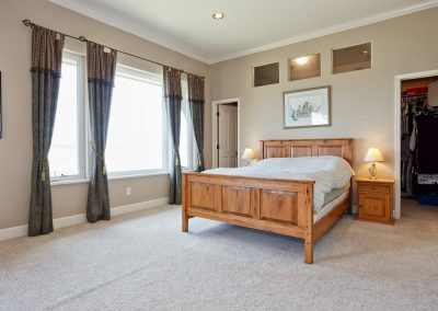 Family Friendly home: master bedroom