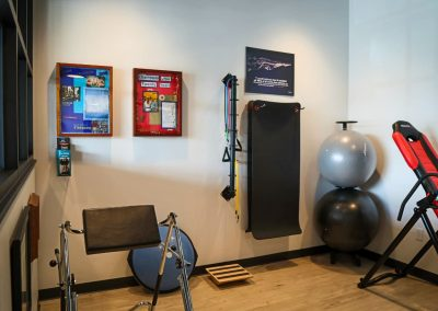 North Academy Chiroptractic - rehab room
